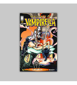 Vengeance of Vampirella 12 1995