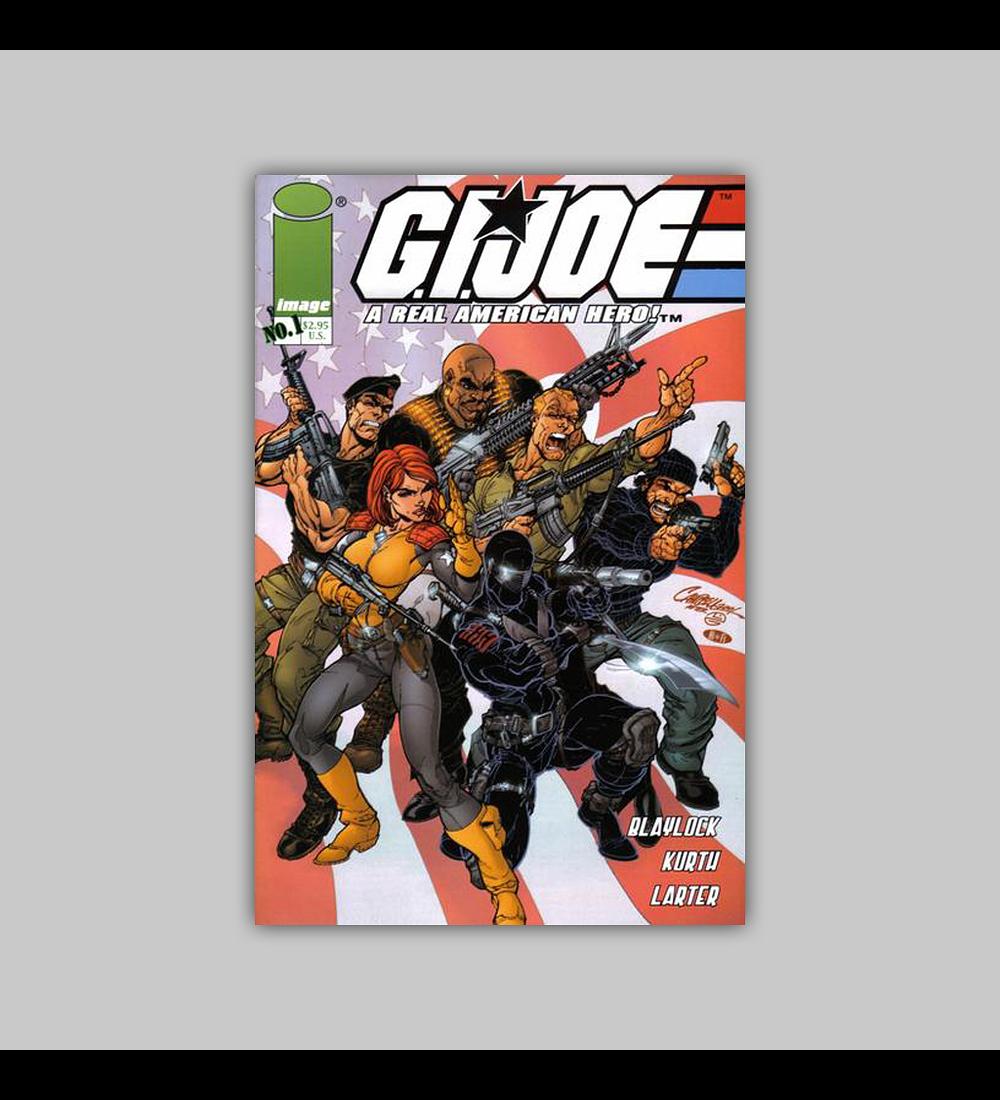 G. I. Joe 1 2001