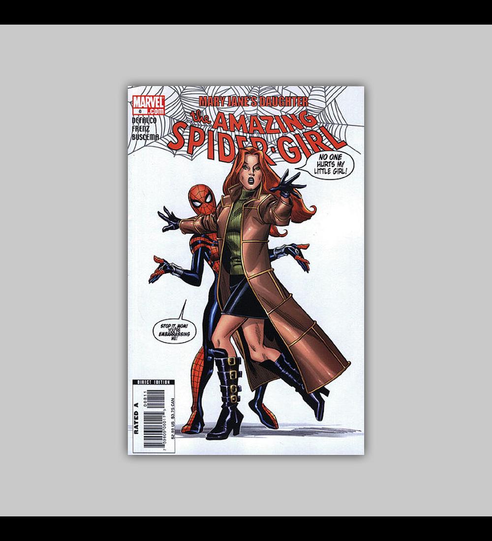 Amazing Spider-Girl 8 2007