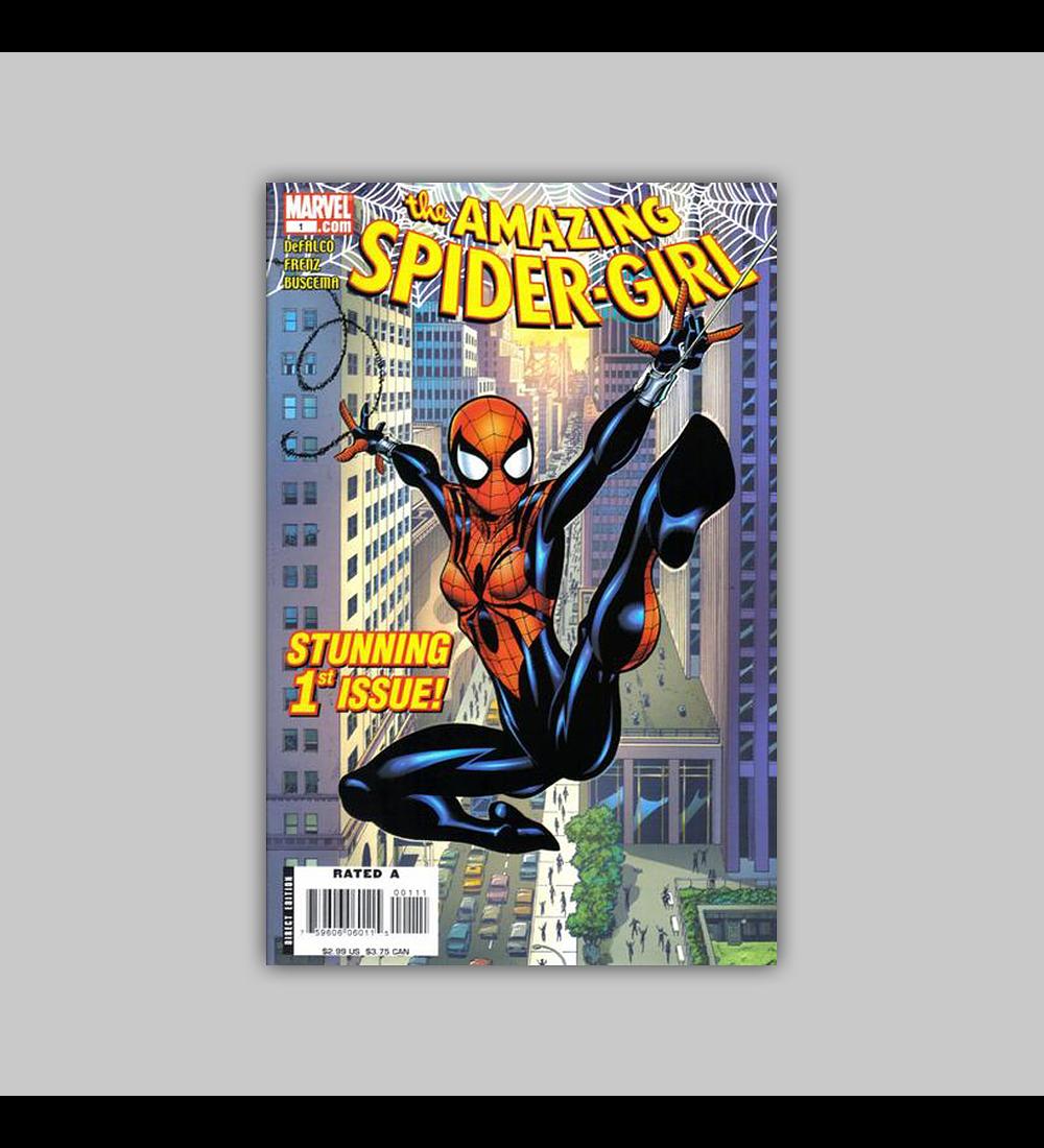 Amazing Spider-Girl 1 2006