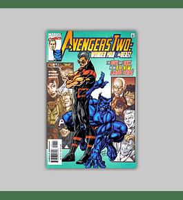 Avengers Two: Wonder Man & The Beast 1 2000