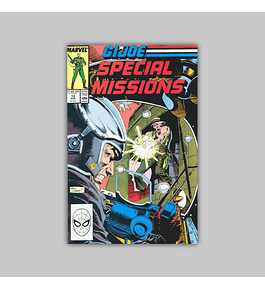 GI Joe Special Missions 19 1989