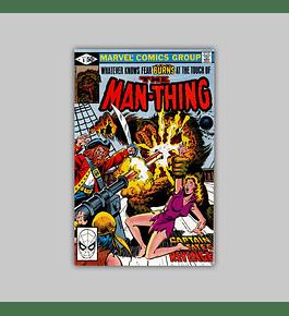 Man-Thing 8 VF (8.0) 1981