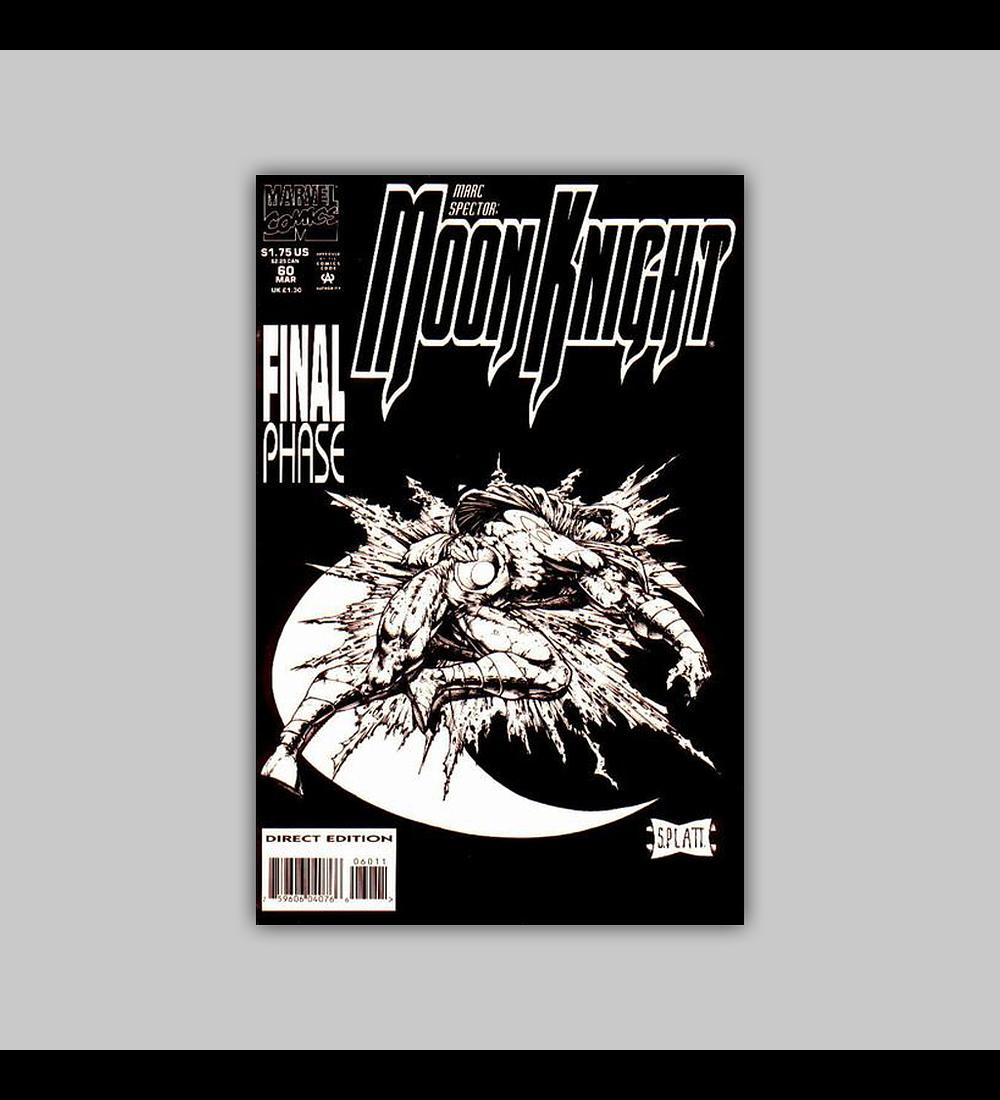 Marc Spector: Moon Knight 60 1994