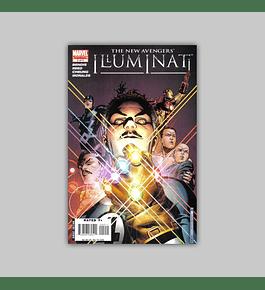 New Avengers: Illuminati 2 2007