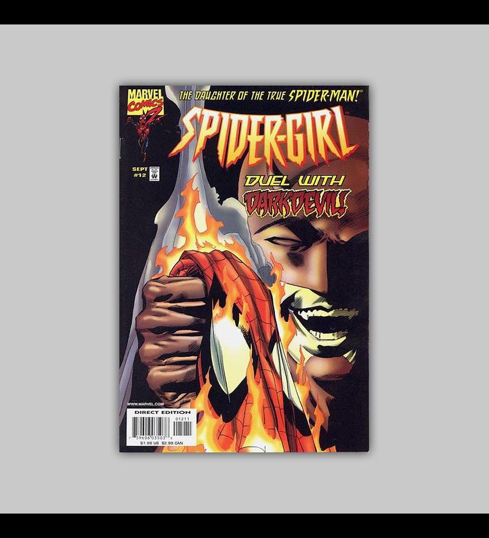 Spider-Girl 12 1999