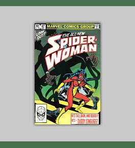 Spider-Woman 47 VF+ (8.5) 1982