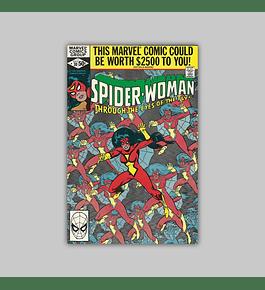 Spider-Woman 30 VF+ (8.5) 1980