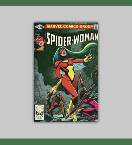 Spider-Woman 36 1981