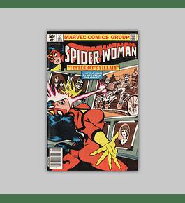 Spider-Woman 33 1980