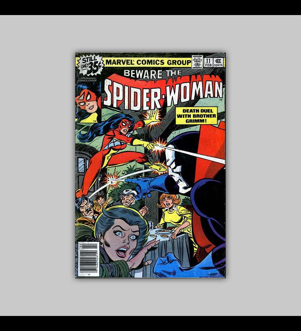 Spider-Woman 11 1979
