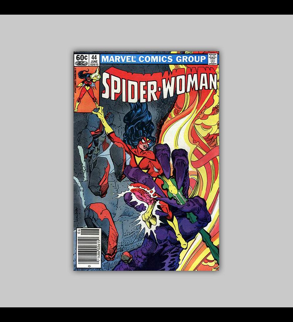 Spider-Woman 44 1982
