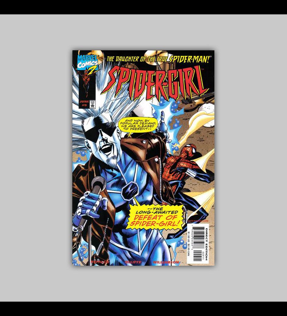 Spider-Girl 9 1999