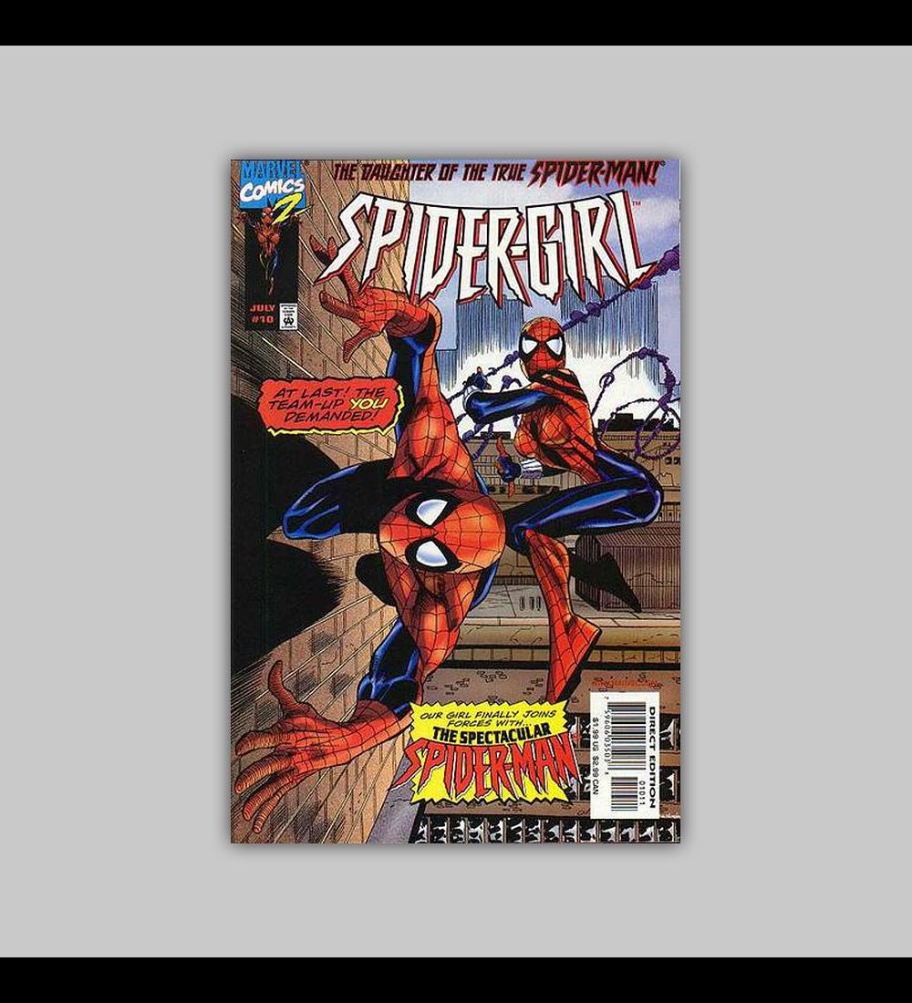 Spider-Girl 10 1999