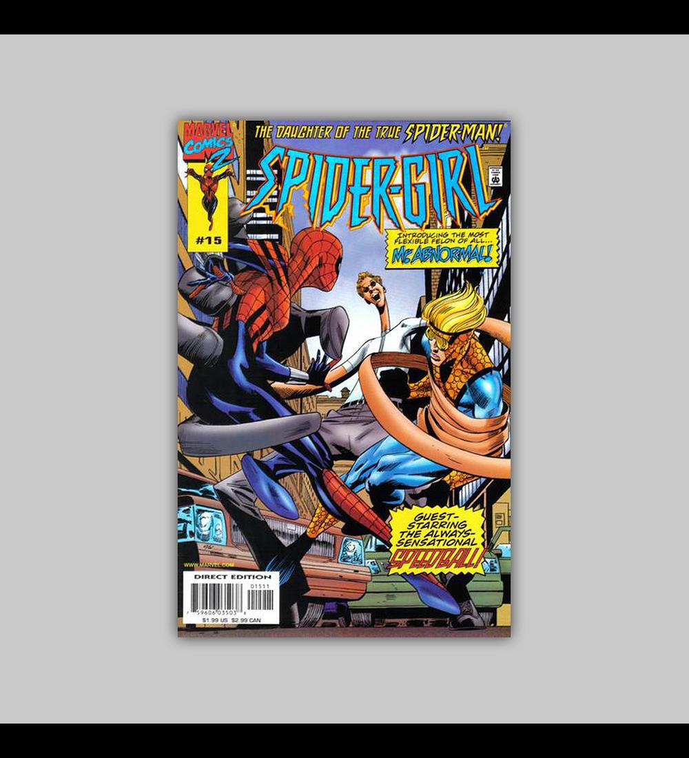 Spider-Girl 15 1999