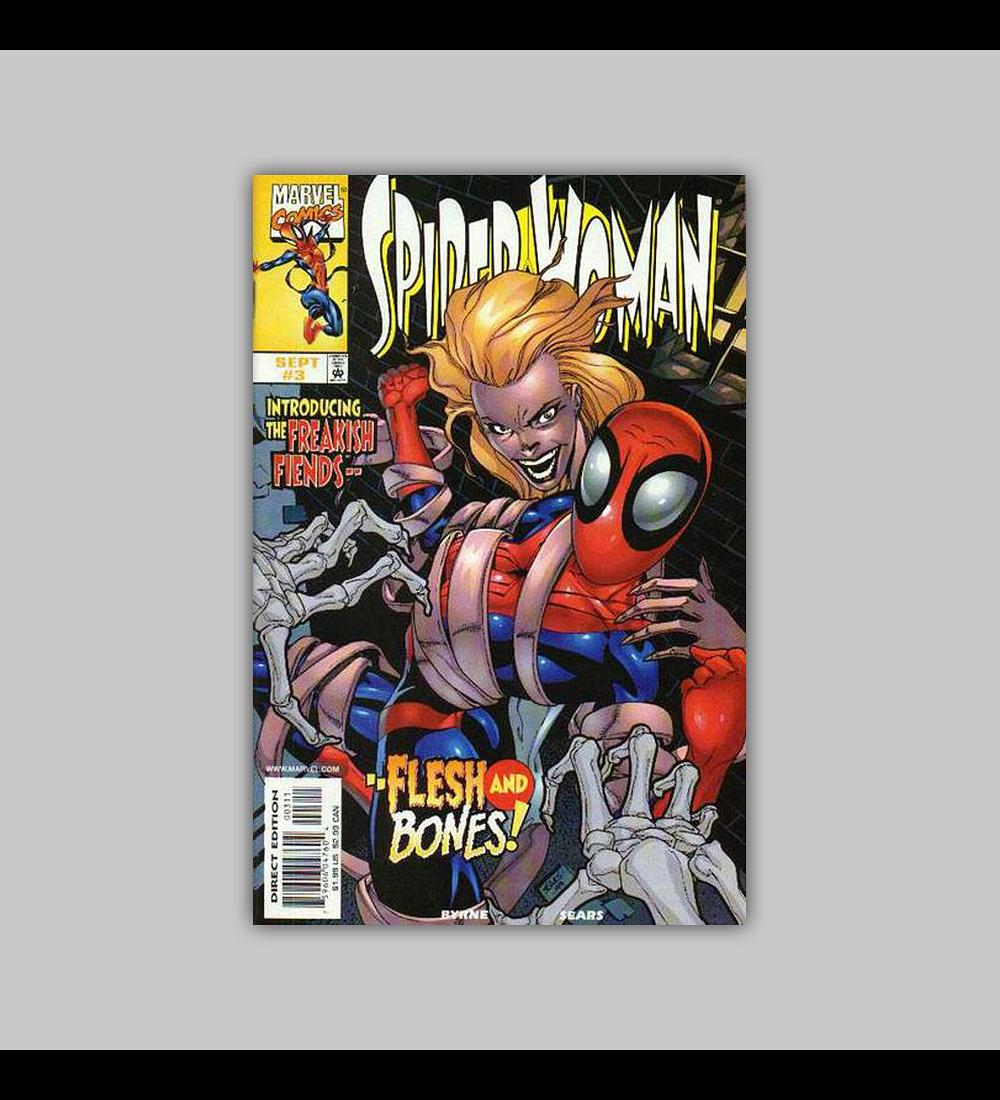 Spider-Woman 3 1999