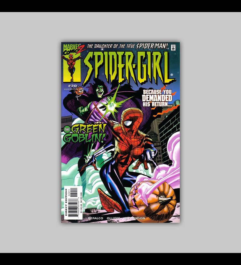 Spider-Girl 20 2000