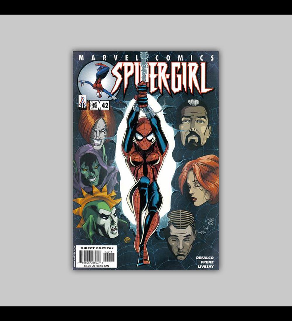 Spider-Girl 42 2002