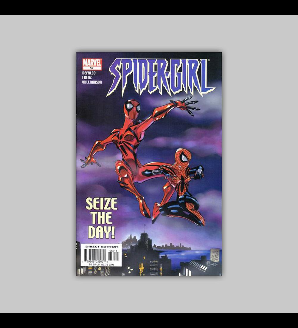 Spider-Girl 52 2002