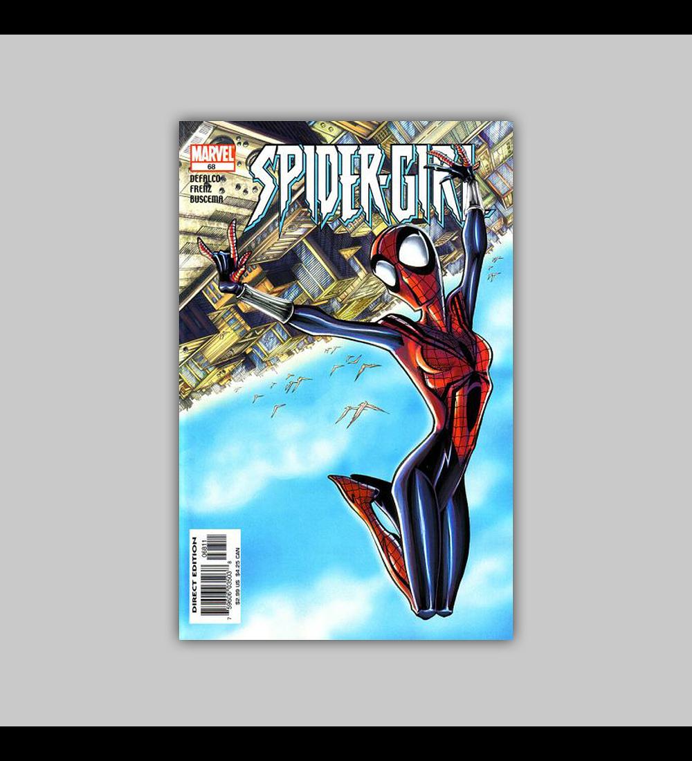 Spider-Girl 68 2004