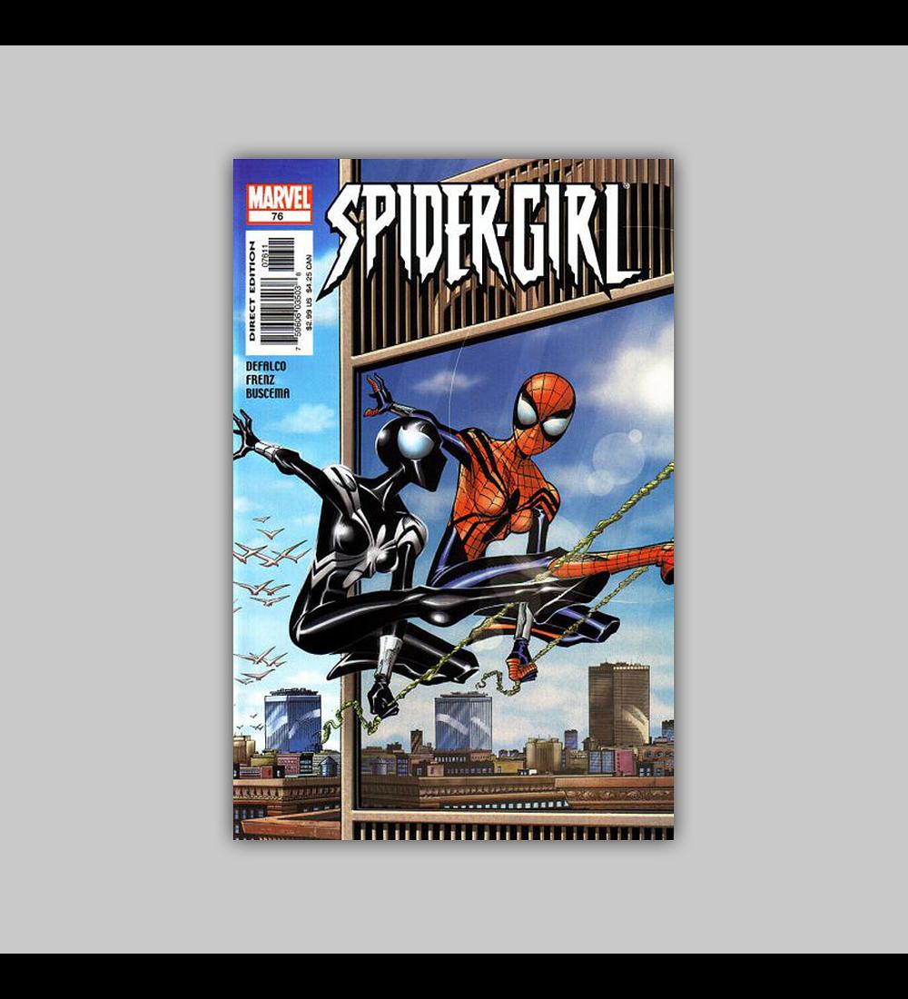 Spider-Girl 76 2004