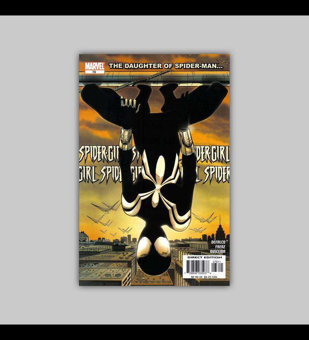 Spider-Girl 78 2004