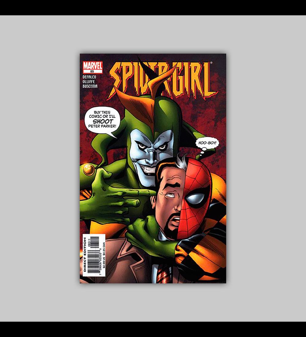 Spider-Girl 85 2005