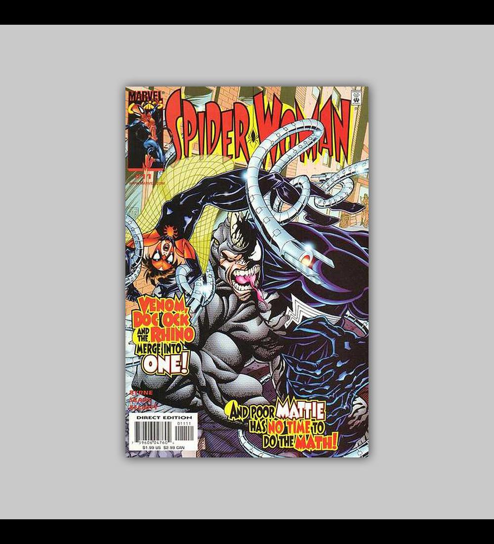 Spider-Woman 11 2000