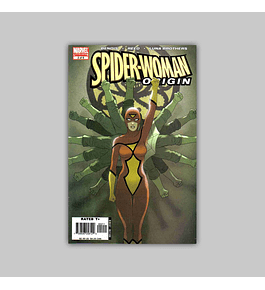 Spider-Woman: Origin 2 2006