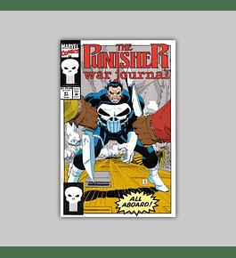 The Punisher War Journal 41 1992