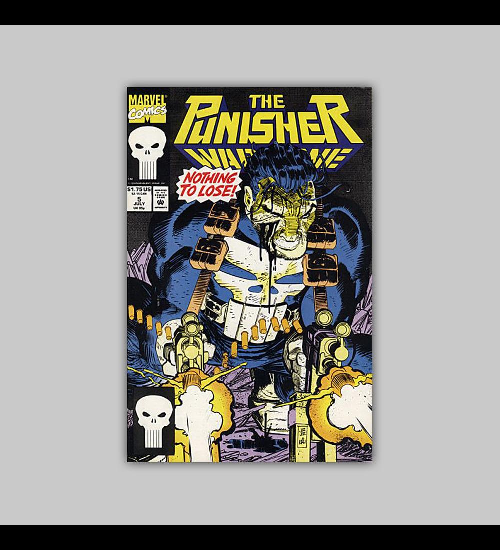 The Punisher: War Zone 5 1992