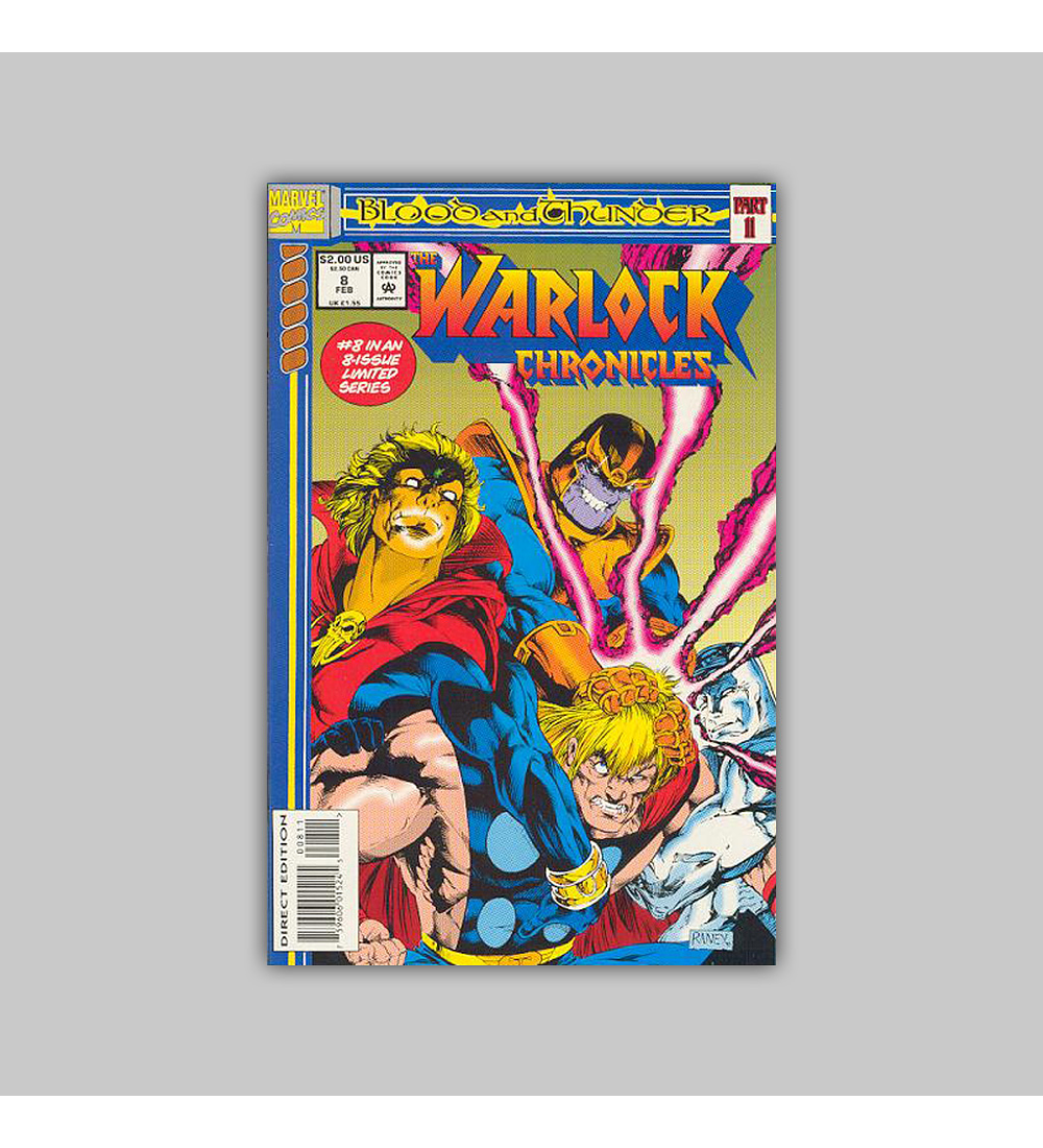 Warlock Chronicles (complete limited series) 1993