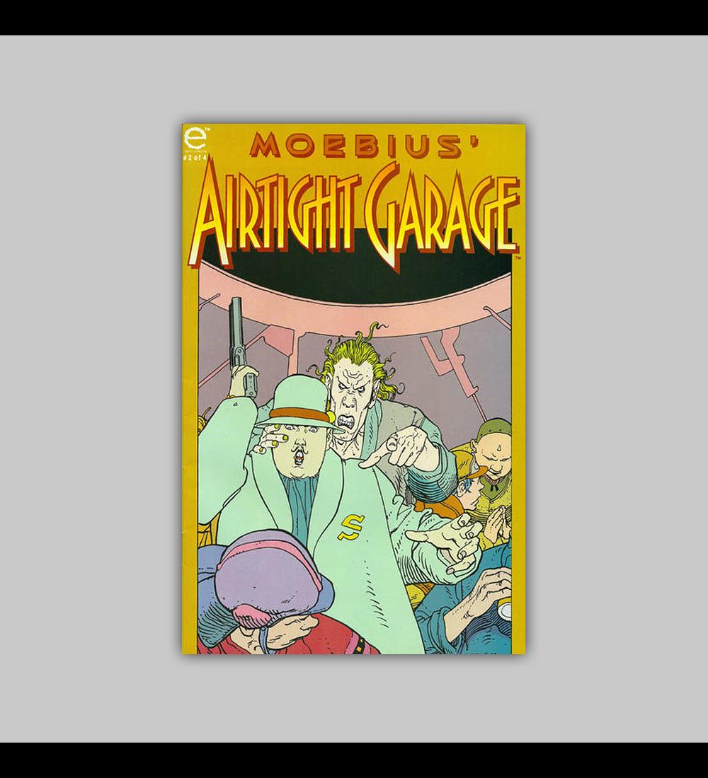 Airtight Garage 2 VF/NM (9.0) 1993