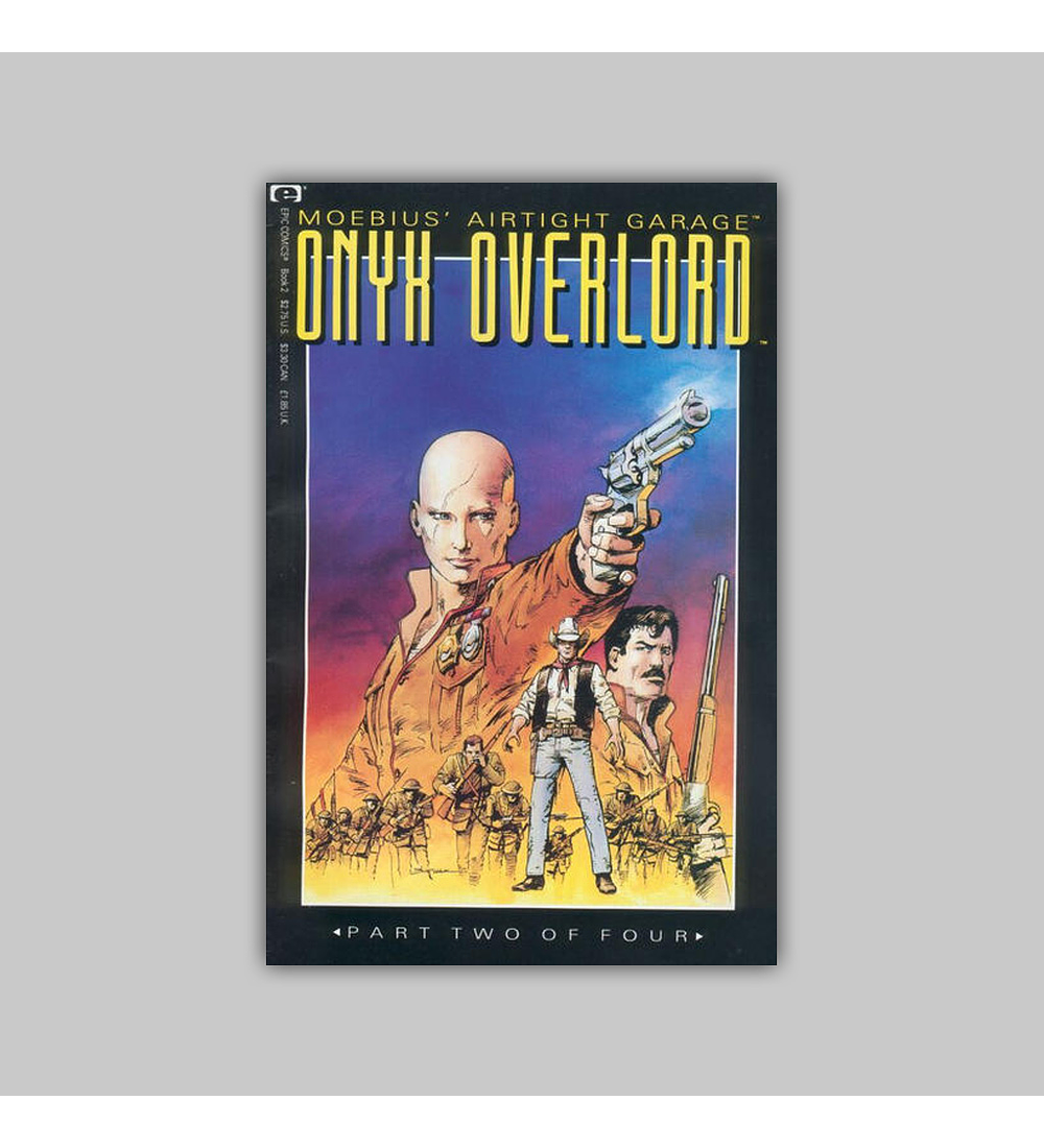 Onyx Overlord 2 1992