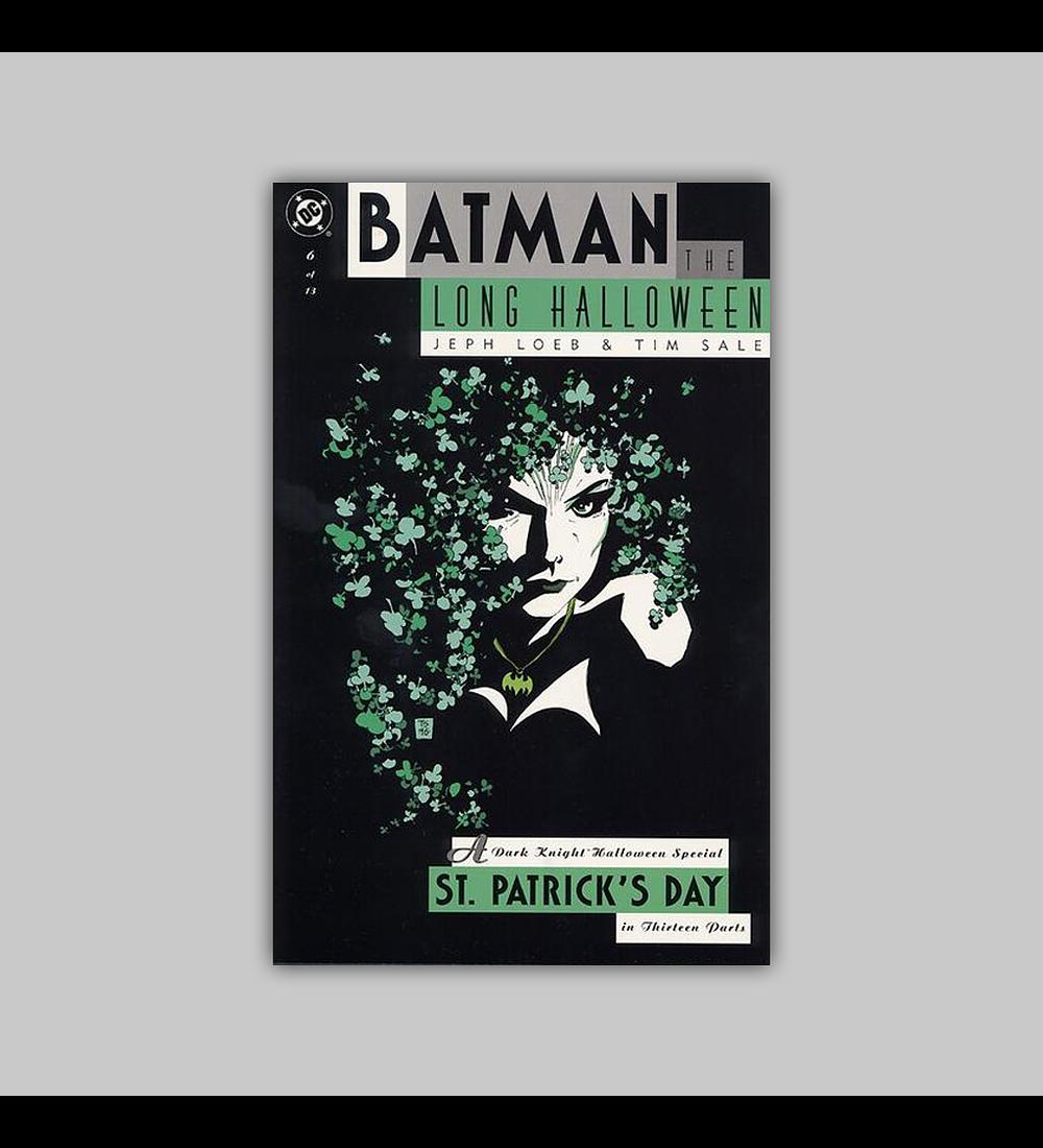 Batman: The Long Halloween 6