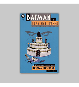 Batman: The Long Halloween 11 1997
