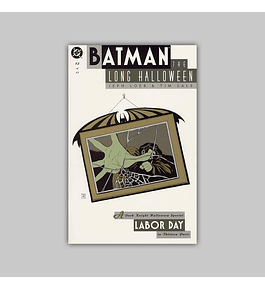 Batman: The Long Halloween 12 1997