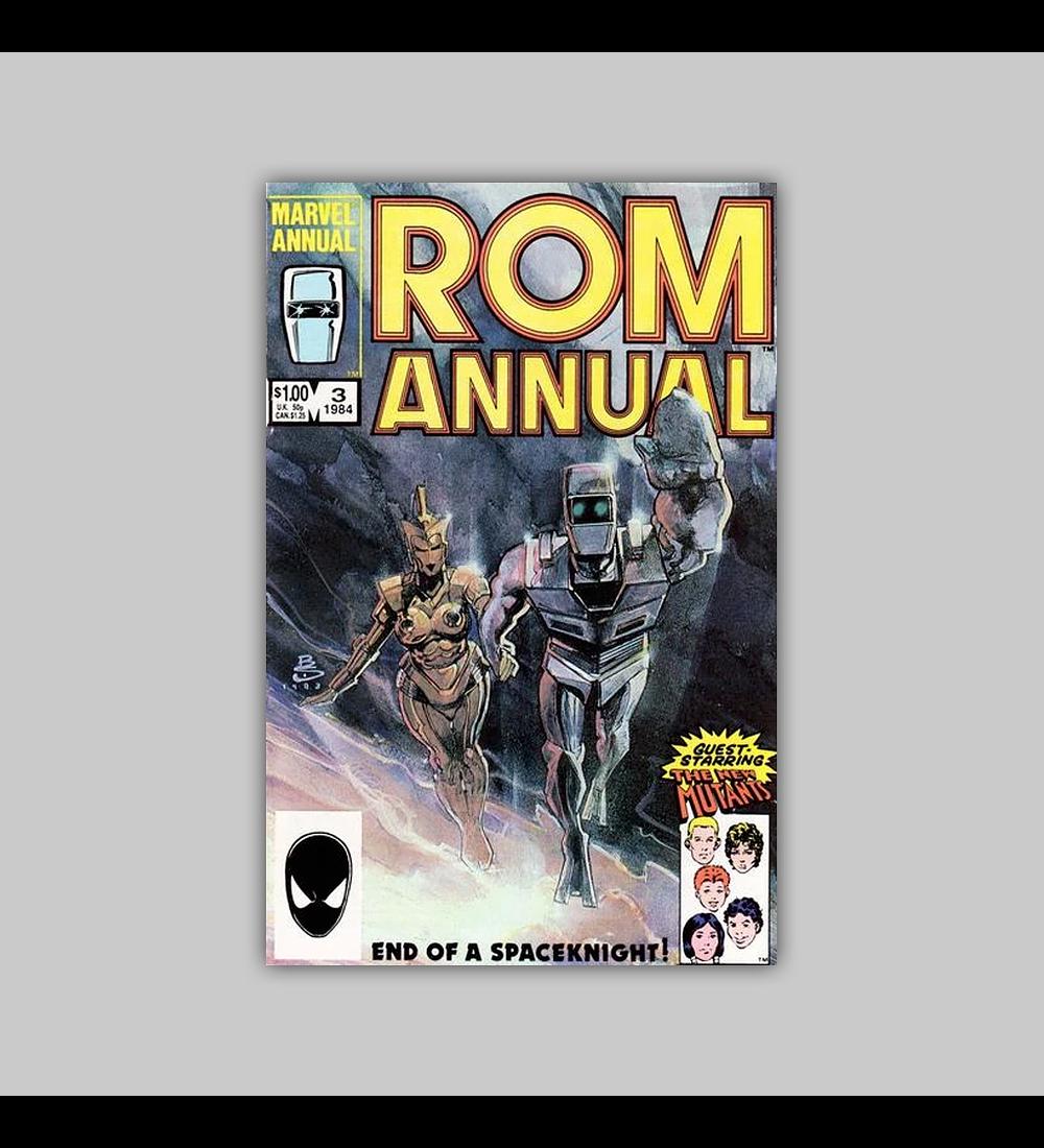 Rom Annual 3 1984