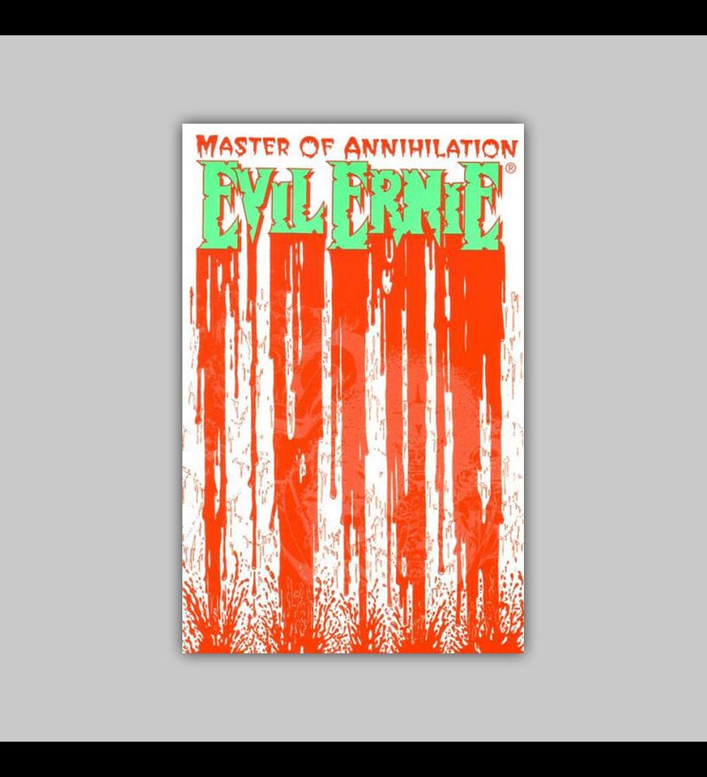 Evil Ernie: Revenge 1 Glow In the Dark 1994