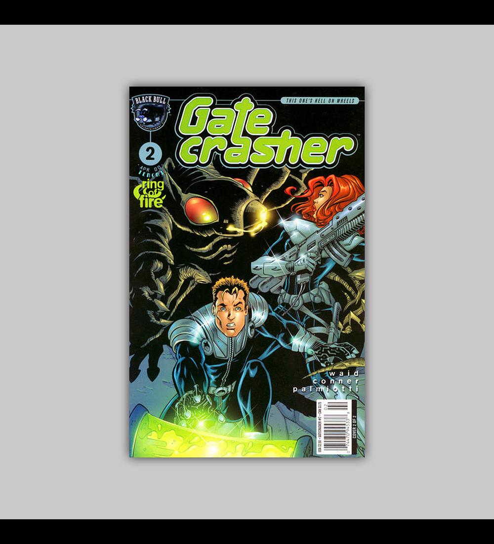 Gatecrasher: Ring of Fire 2 2000
