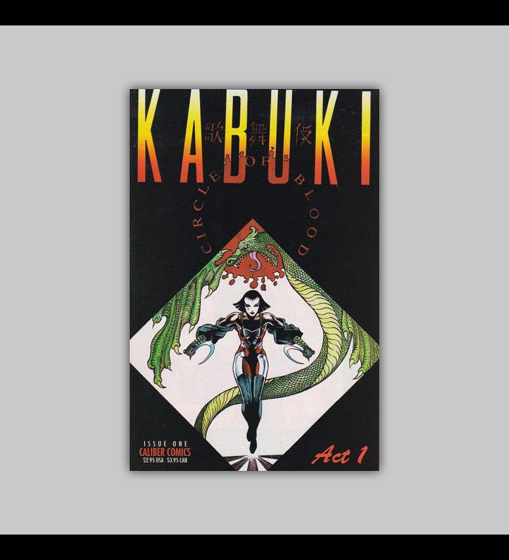 Kabuki: Circle of Blood 1 1995
