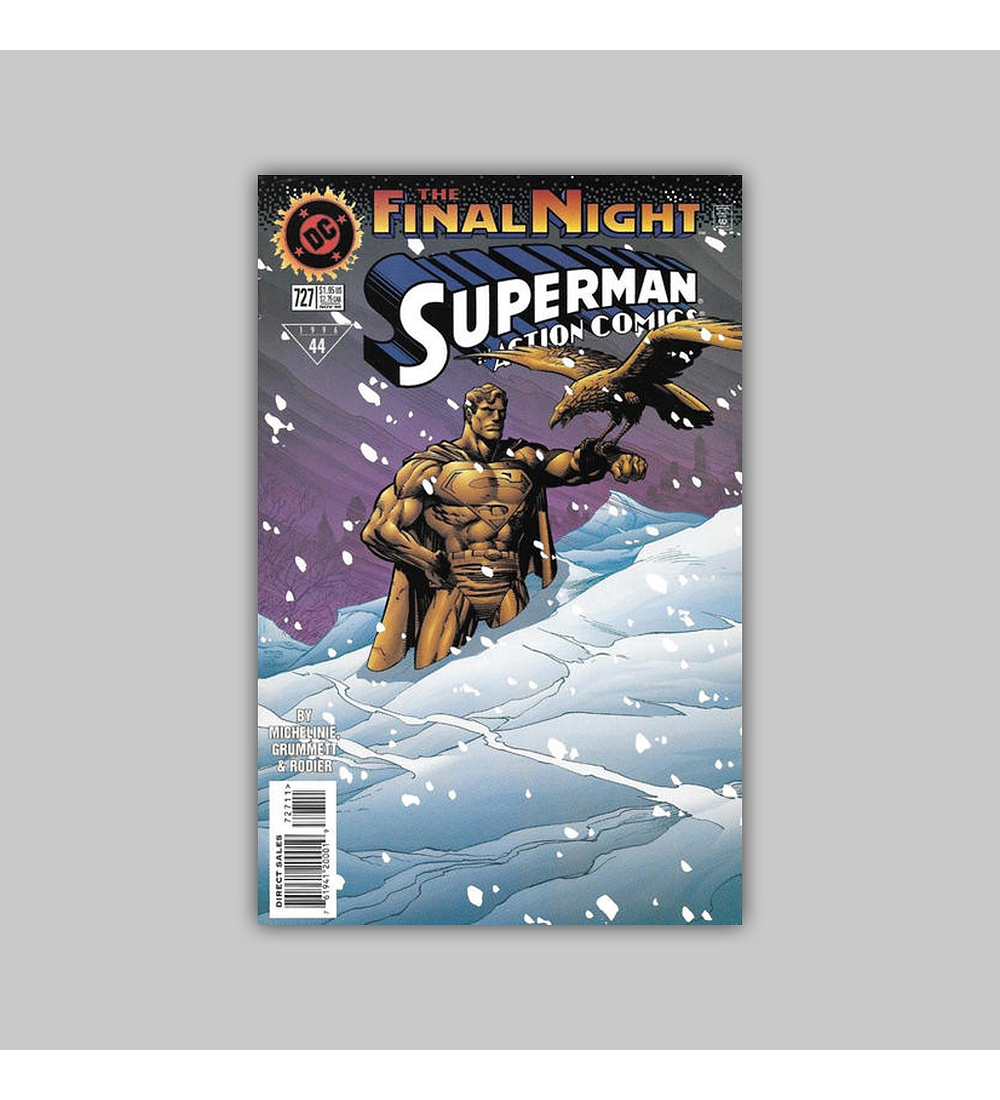 Action Comics 727 1996