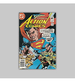 Action Comics 549 VF/NM (9.0) 1983
