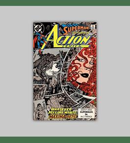 Action Comics 645 1989