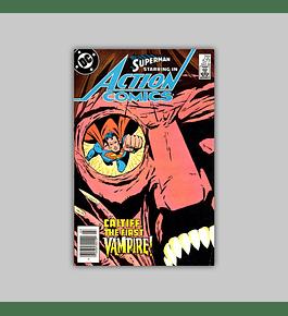 Action Comics 577 1986