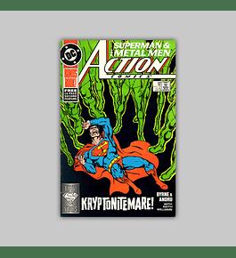 Action Comics 599 1988