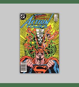 Action Comics 582 1986