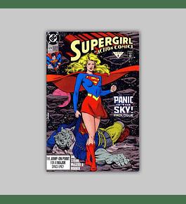 Action Comics 674 1992