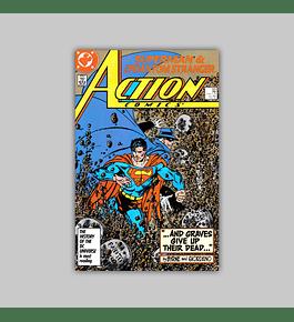 Action Comics 585 1987