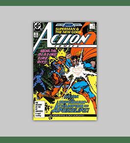 Action Comics 586 1987